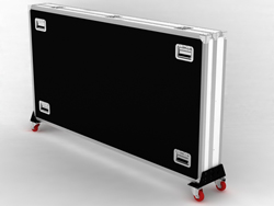 SWEDX Lamina / Kiosk Flight Case 58