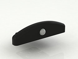 Motion Sensor for SWEDX Signo - Black